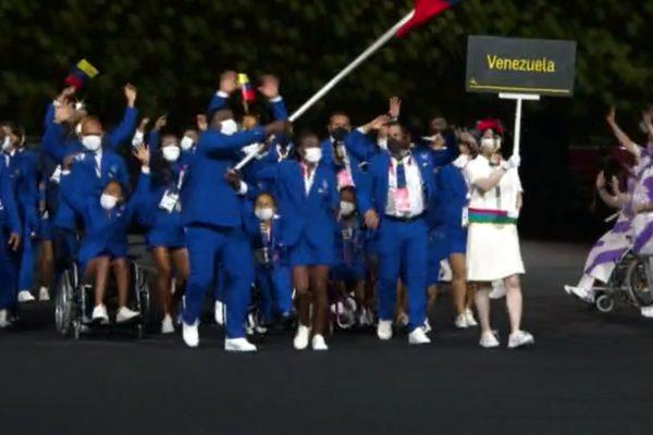 Venezuela dice presente en los Juegos Paralímpicos de Tokio