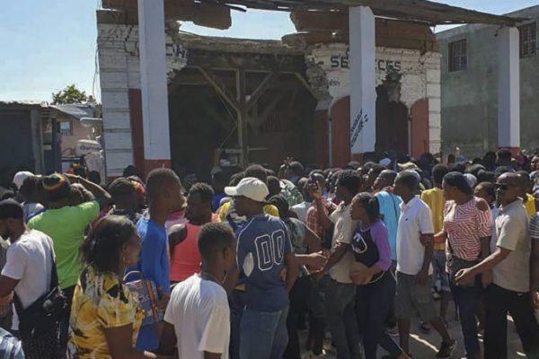 Estado de emergencia: Terremoto azota a la trágica Haití y deja saldo preliminar de 227 muertos