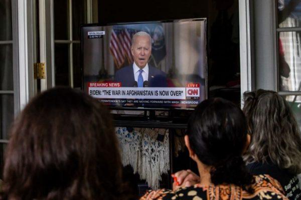 El 'mensaje a García' de Joe Biden: invadir a otros países para instalar los valores de EEUU 'ya no es viable'