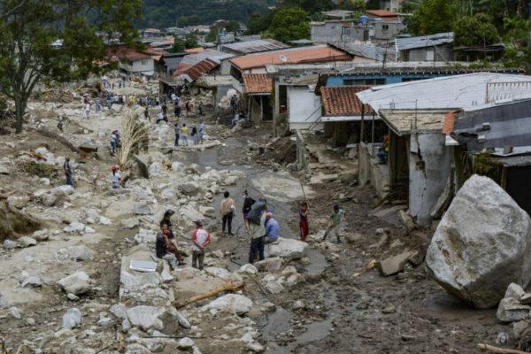 Crónica | Más aguaceros generan alarma y temor: así viven los merideños el azote de la tragedia