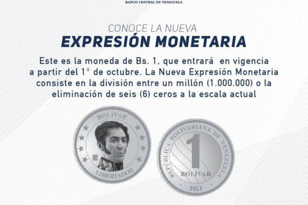 Seis recomendaciones para evitar inconvenientes por la entrada en vigencia de la expresión monetaria