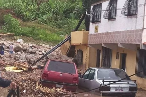 Lluvias causan estragos en 88 municipios: viviendas, infraestructuras y cosechas fueron arrasadas en Mérida