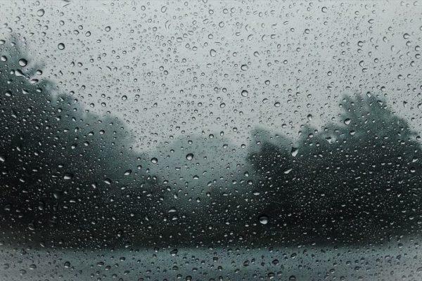 Inameh: tormenta tropical N° 41 avanza desde el centro al occidente del país