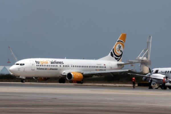 Turpial Airlines aceptará pagos en bitcoins, paypal y zelle
