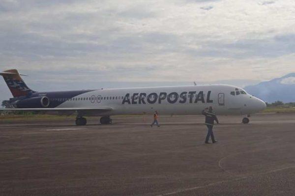 Aeropostal reinauguró la ruta Caracas – Mérida después de 19 años