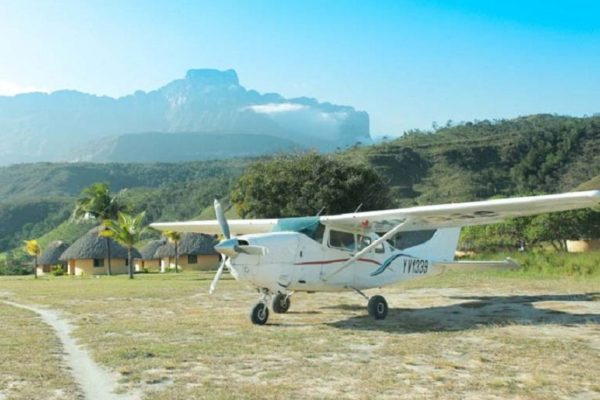 Conseturismo proyecta que vuelos internacionales a Canaima impulsarán el turismo en otros destinos venezolanos