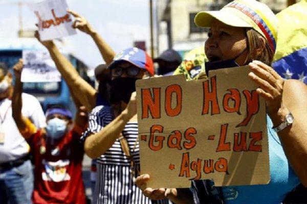OVCS registró 3.393 protestas entre enero y julio pese a las restricciones por la pandemia