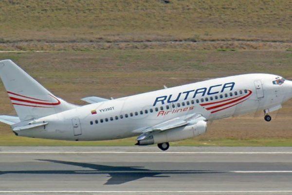 Rutaca garantiza traslado de pasajeros varados por suspensión de vuelos vendidos por MundoAirways