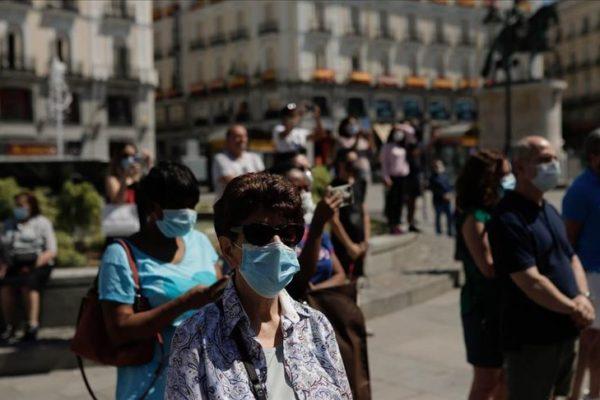 OMS en alerta por las proyecciones de muertes por covid-19 en Europa para lo que resta de año