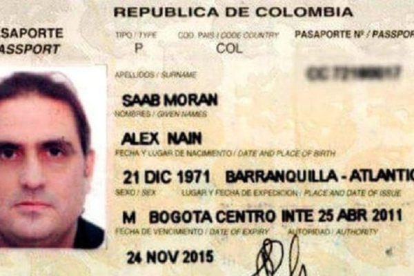 Autorizan trasladar a Alex Saab a la capital de Cabo Verde por motivos de salud