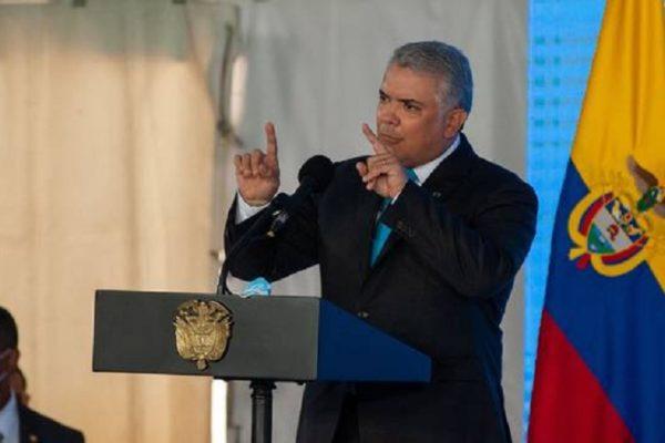 Duque asegura que un ataque con explosivos que dejó 5 muertos en la frontera se planificó en Venezuela