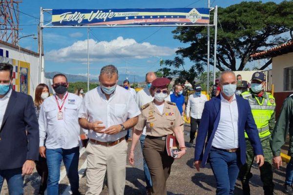 Autoridades de Colombia y Venezuela evalúan propuestas para la reapertura de la frontera