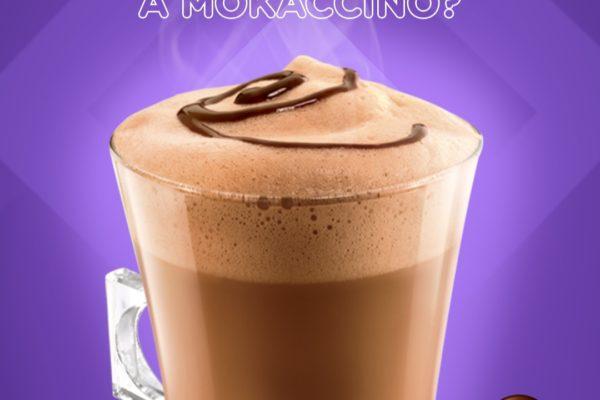 Nescafé Dolce Gusto® amplía su portafolio de sabores con el Mokaccino para los paladares más dulces