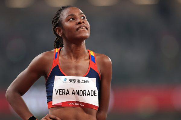 Lisbely Vera obtuvo su segunda medalla de oro en los Juegos Paralímpicos Tokio 2020