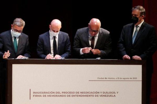 Aunque hayan dudas| Expertos consideran positivo el acuerdo de diálogo en México