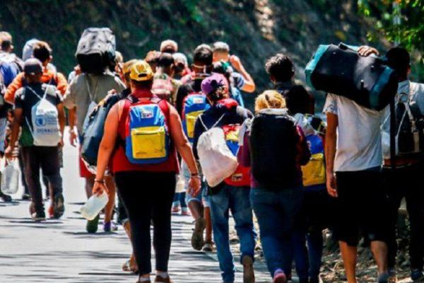 La oposición estima que en 2022 la cifra de migrantes venezolanos superará los 7 millones