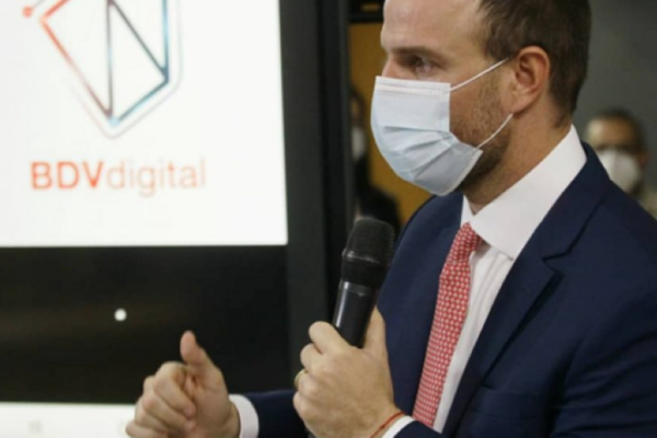 Román Maniglia afirmó que BDV ejercerá acciones contra sabotaje y fraude