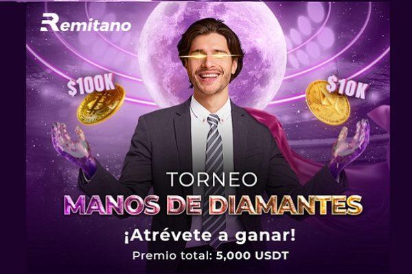 ¡Gana hasta $5000 en Remitano!