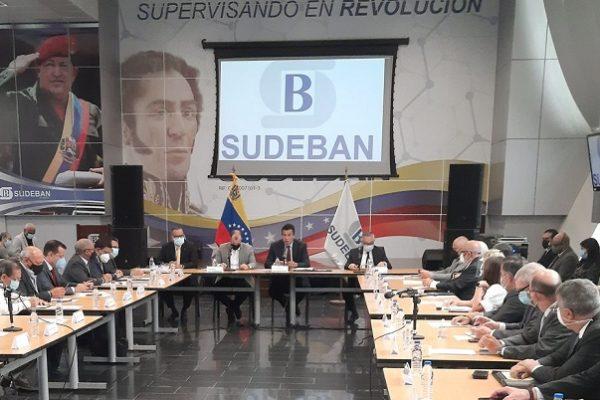 Sudeban: las instituciones bancarias no prestarán servicio el #30Sep y #1Oct