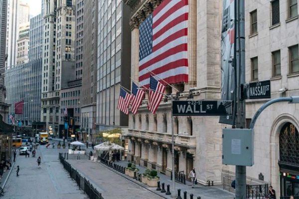 Wall Street abrió en positivo con alza de 0,34 % del Dow Jones