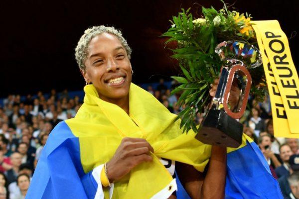 Yulimar Rojas cierra un año de ensueño rompiendo récord en la Liga Diamante en Zúrich