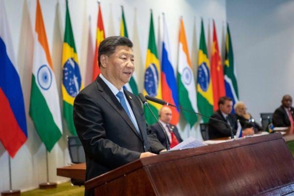 China presidirá la Cumbre BRICS en 2022