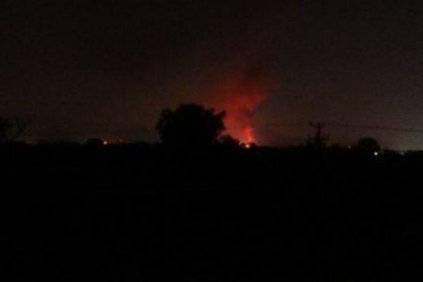 Nestor Reverol confirmó explosión en subestación eléctrica de Aragua y la atribuye a un «ataque terrorista»
