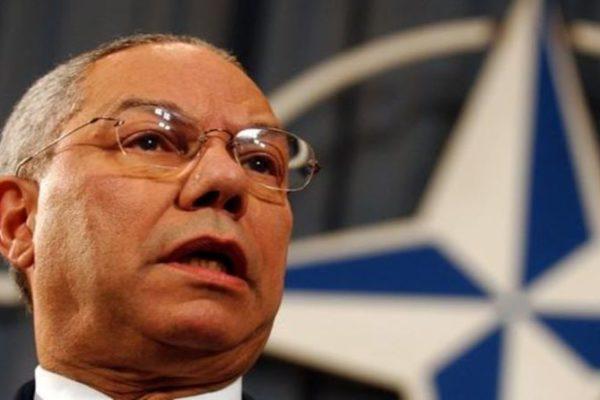 Murió por covid-19 el primer jefe de la diplomacia estadounidense afroamericano Collin Powell