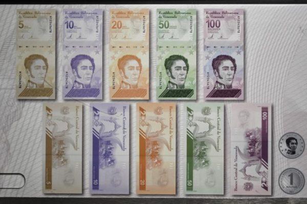 A una semana de la expresión monetaria: mucha confusión y pocos billetes nuevos circulan en Caracas