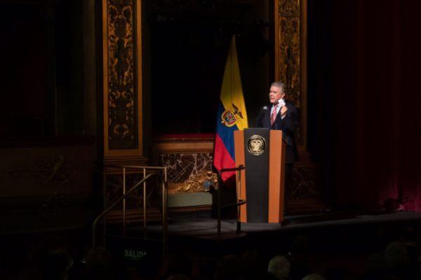 Duque responde a Maduro sobre invitación a empresarios: «No pretenda borrar la historia»
