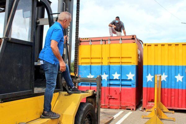 Apertura comercial de la frontera empezará por Ureña