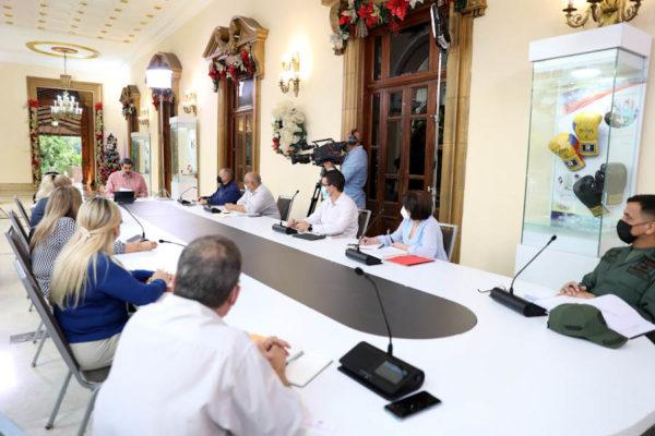 Maduro anuncia flexibilización desde el 1 de noviembre hasta el 31 de diciembre