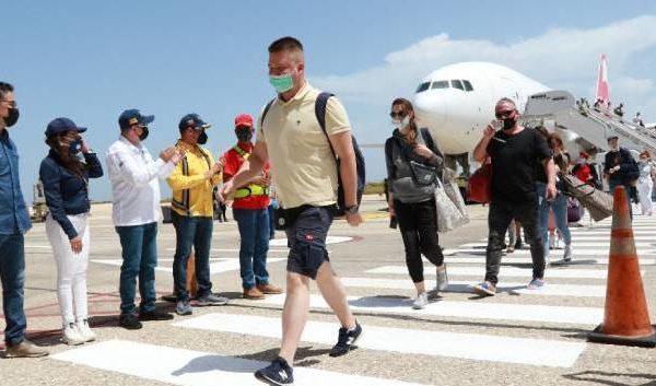 Más de 2.000 turistas rusos han visitado Nueva Esparta