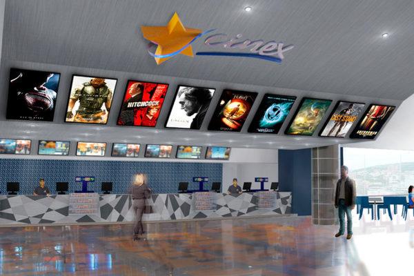 Ordenan cierre de salas de Cinex en centros comerciales de Caracas