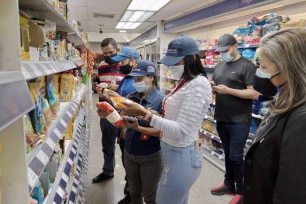 Min Comercio ordena destrucción de alimentos vencidos o inutilizados para evitar su venta